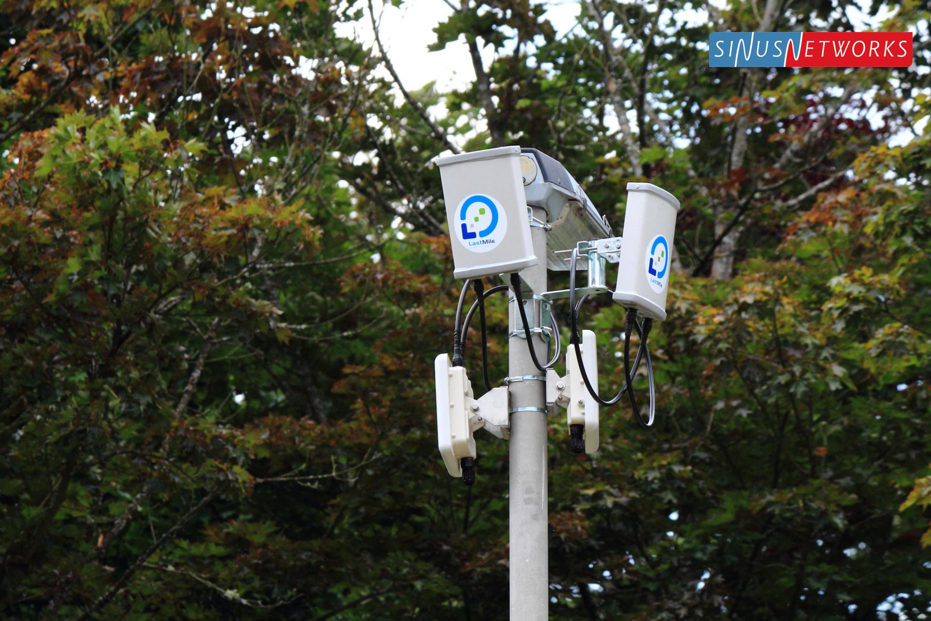 A2ein-ek szektor antennával